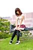 辛咩咩19 (袋熊) Tags: hot cute sexy beauty taiwan taipei 台北 可愛 外拍 性感 公民會館 時裝 數位遊戲王 辛咩咩