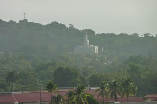 Approaching Miraflores