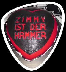 Zimmy ist der Hammer- Torte (Tortenwahn) Tags: marzipan fondant zimmy gebäck süs buttercreme motivtorte mottotorte mottotorten