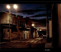 la noche y el dia < > the day and the night