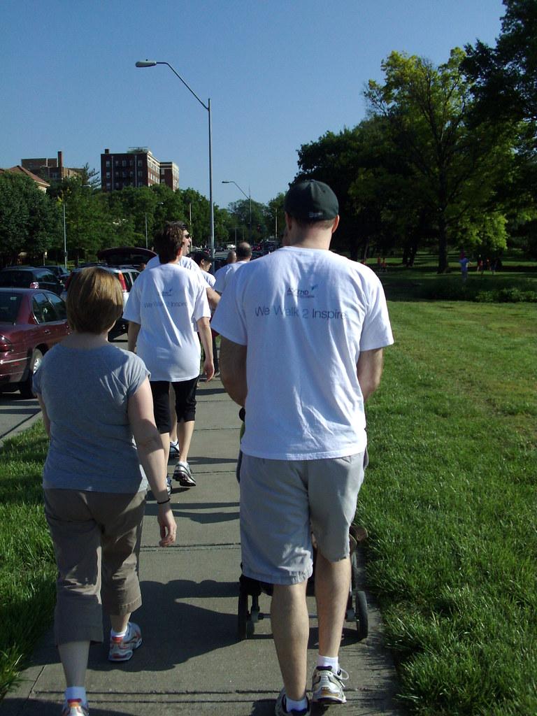 Ascend at Heartwalk 2010