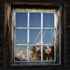 Window Frame(d) (Ernie Fischhofer) Tags: wood old family window glass girl reflections nikon framed daughter frame d200 windowframe sigma2470mmf28 nikond200 imagepoetry theroadlesstaken artlibre differentvisions erniefischhofer artistictreasurechest lovely~lovelyphoto