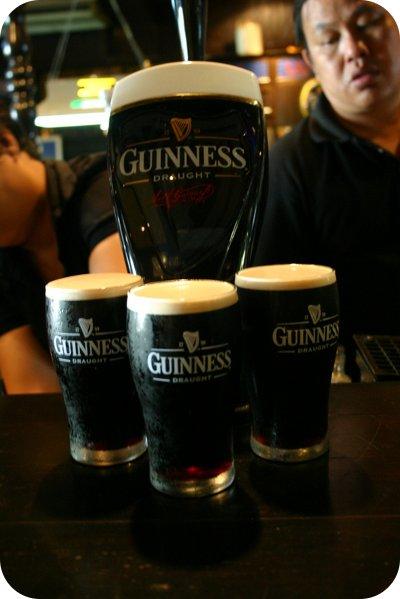 Finnegans Guinness