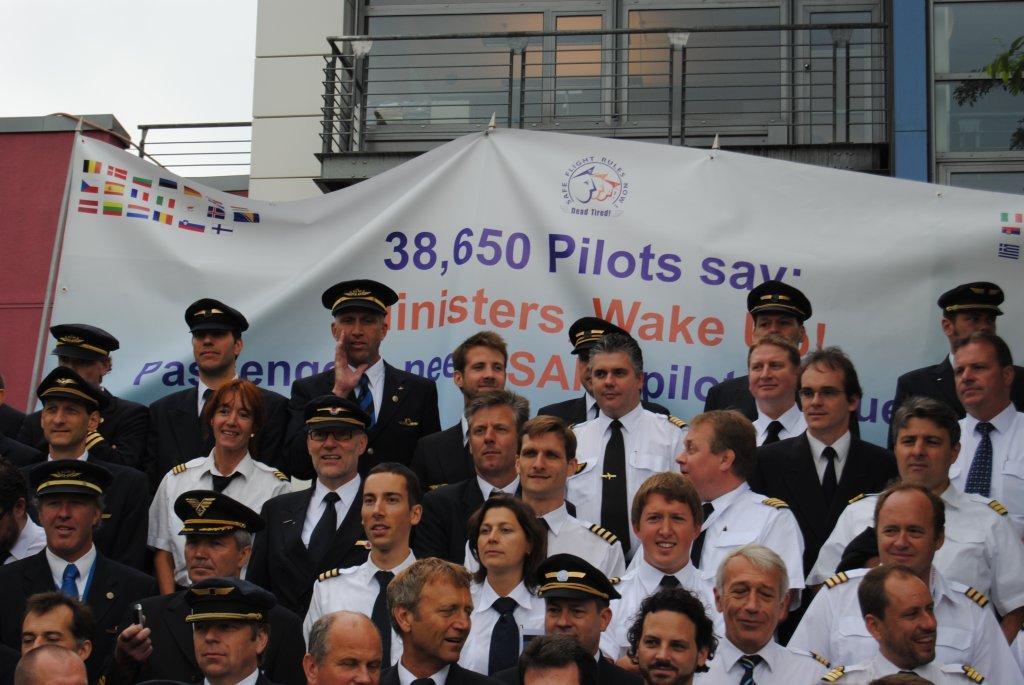Pilotos contra la fatiga