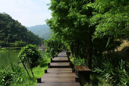 宜蘭員山望龍碑_08_非常漂亮的步道_2011.06.05