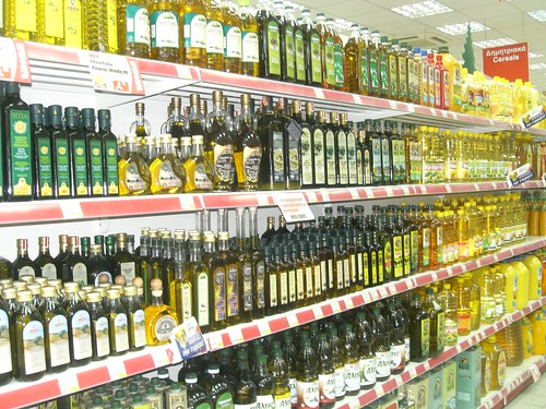 olive oil INKA supermarket