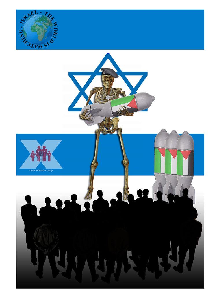 Israel The World Is Watching