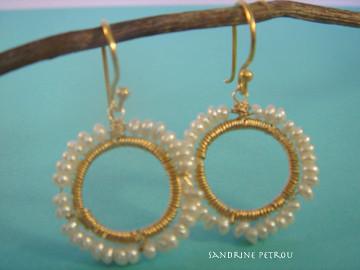 Etruscans Earrings loops