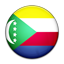 Flag of Comoros PNG Icon
