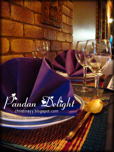 Pandan Delight Thai and Malaysian Chinese Restaurant