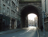 Cowgate Arch of the George IV Bridge 2009