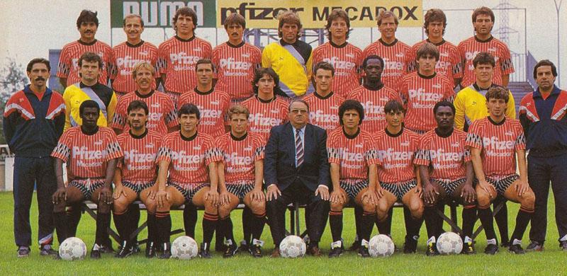 rennes 1986-87