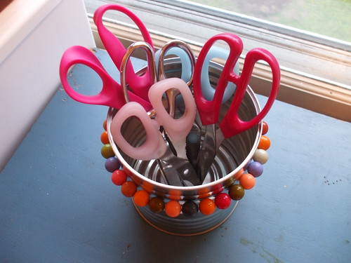 recycled aluminum can craft storage