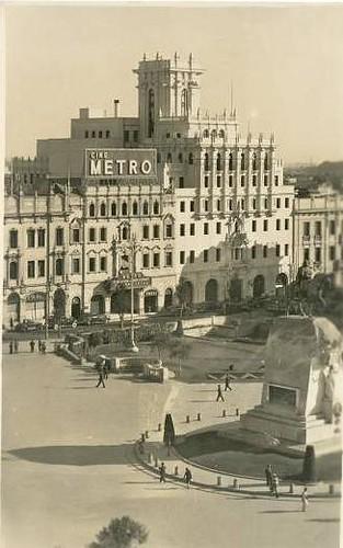 Plaza San Martins Cine Metro