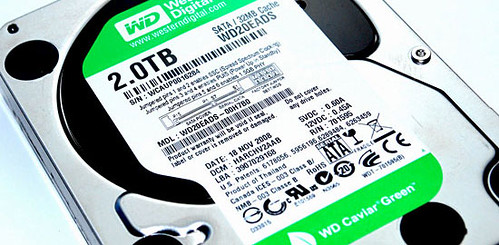 Western Digital TB by you.