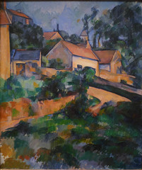 Cezanne, Turning Road