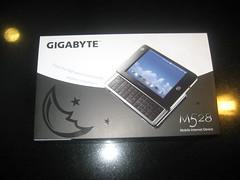 Gigabyte M528
