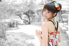 DSC_6397-2 (Tony_Hsu()) Tags: color girl beautiful beauty photography model nikon asia pretty taiwan  d80