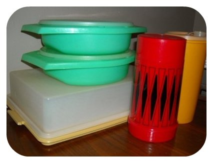 tupperware & thermos