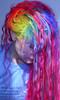 Happy Rainbow Hair! (wisely-chosen) Tags: selfportrait me tshirt february 2009 picnik rainbowhair someecards manicpanichothotpink manicpanicatomicturquoise manicpanicredpassion semipermanenthaircolorcream manicpanicbadboyblue whenworkfeelsoverwhelmingrememberthatyouregoingtodie manicpaniclielocks manicpanicelectricbanana