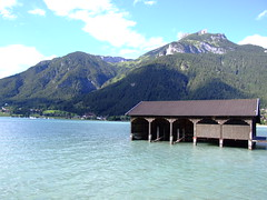 Achensee (Piquet (contrastimages.co.uk)) Tags: lake mountains austria achensee
