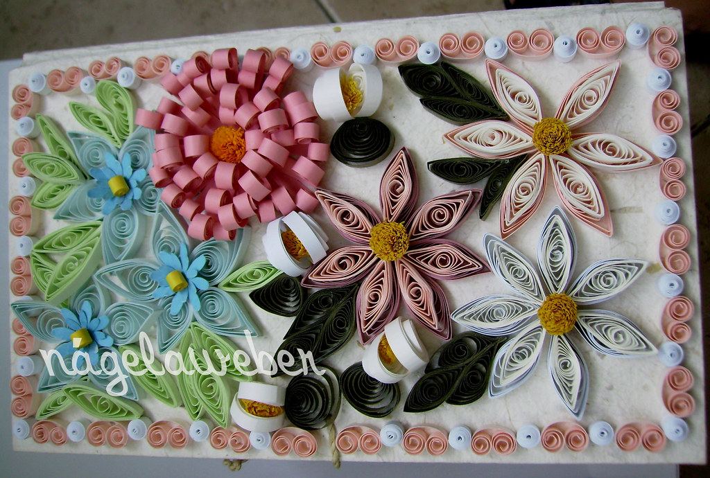 Aparador Sala De Jantar ~ The World's Best Photos of quadros and quilling Flickr Hive Mind