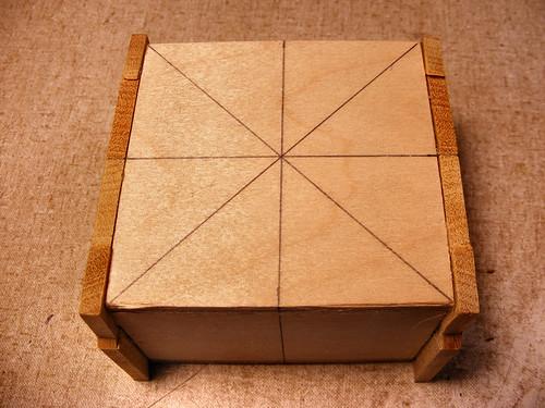 Making a Tiny Sq Box #13