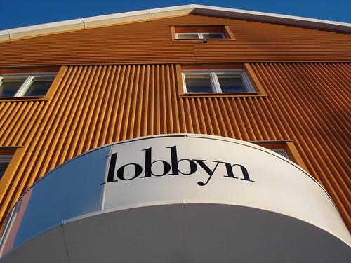 at lobbyn, umeå von Ihnen.