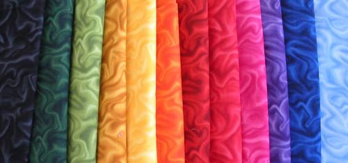 Jewel Tone Fabrics