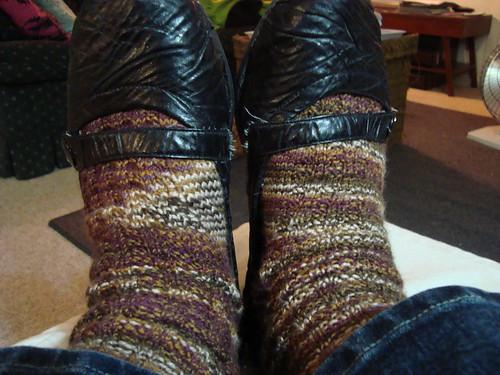 my shibui socks!