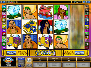 Loaded slot game online review