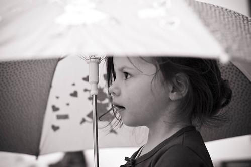 Fien & paraplu