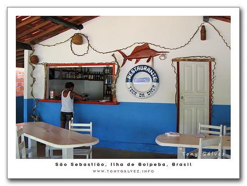 review: <em>Toca da Onça</em> restaurant, Boipeba island