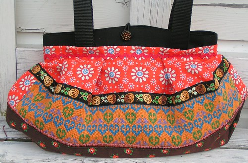 cheerfull spring bag