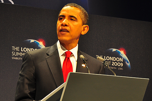 Barack Obama at the G20 Summit