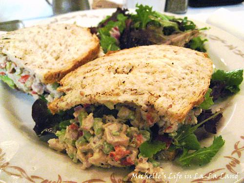 The Farm of Beverly Hills- Chicken Salad Sandwich