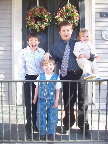 3 Easter 09