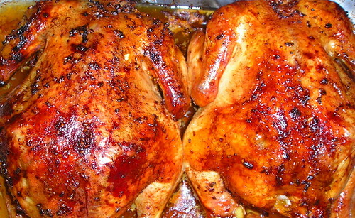 Pantry chicken recipe