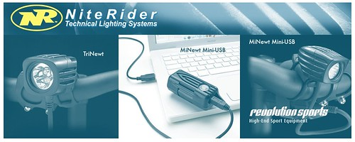 NiteRider Lichtsysteme by RevolutionSports.eu