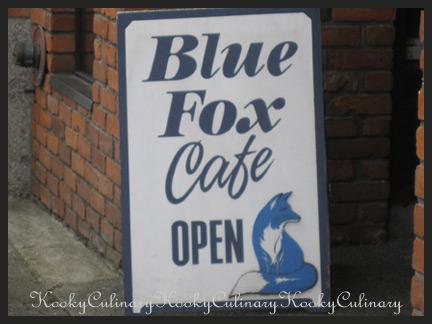 Blue Fox @ Victoria BC