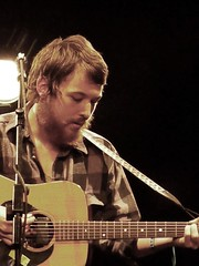 fleet foxes, London 2009 (MariannaBolognesi) Tags: fleetfoxes robinpecknold