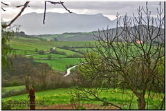 A Dreary Day (krisdecurtis) Tags: sky italy panorama green love clouds canon spectacular landscape interesting