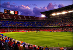 Bara Vs Chelsea (Seracat) Tags: barcelona camp club soccer bcn catalonia estadio campo catalunya fc futbol bara fcbarcelona hdr catalua fcb barcelons equip gespa catalogne csped estadi sonya100 seracat