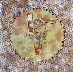 """""""sur quel pied danser"""" vivien 09 (louisphilippevivien) Tags: painting paint rawart outsider peinture artbrut vivien peintre louisphilippevivien"""