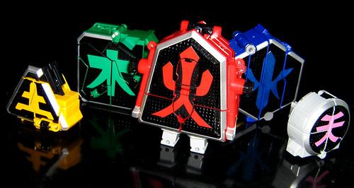The Origamis Emblem Mode