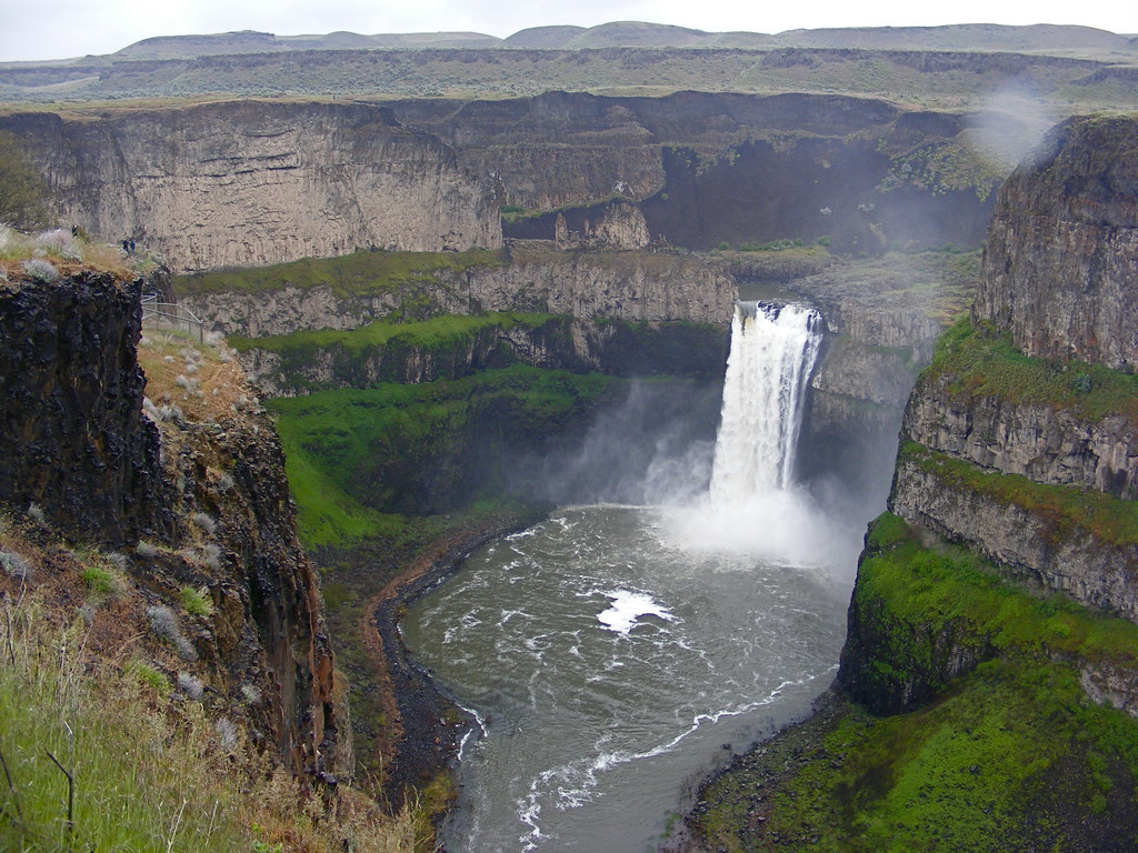 Palouse Falls ~ Washington State