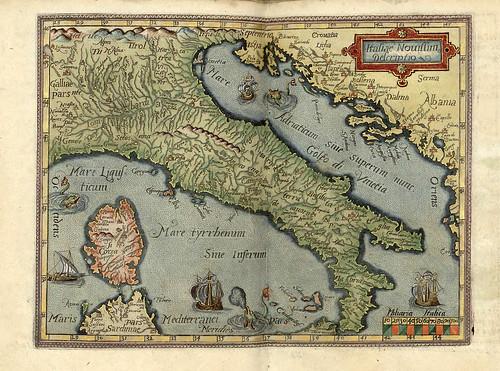 011-Italia-Theatri orbis terrarum enchiridion 1585