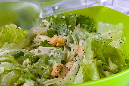 Salada Ceaser 1