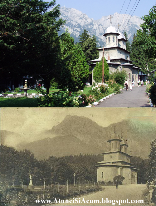 Busteni - Biserica Domneasca (II)