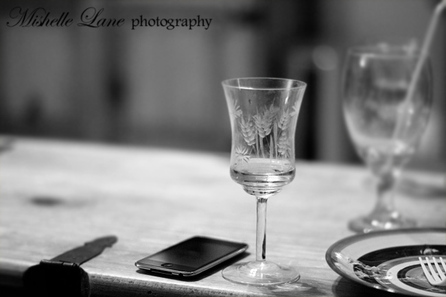 5/14: Empty Glass